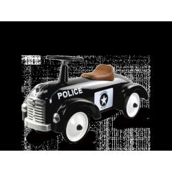 Porteur Retro roller police Bobby