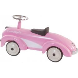 Porteur Retro roller rose Jessica