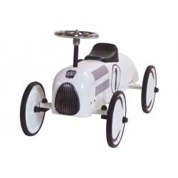 Porteur Retro roller blanc Lewis