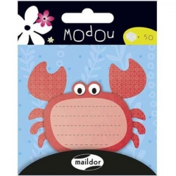 Post it Modou - Crabe