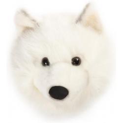 Trophée de loup blanc Lucy