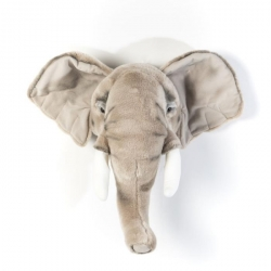 Trophée mini safari éléphant