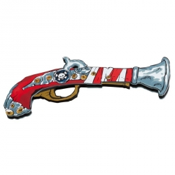 Pistolet de pirate