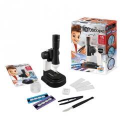 Microscope 15 experiences