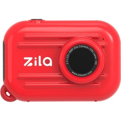 ZILA - Appareil photo rouge