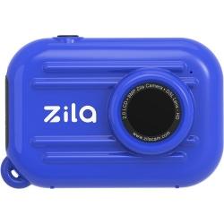 ZILA - Appareil photo bleu