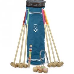 Croquet de famille 6 joueurs