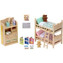 Sylvanian Families - Mobilier chambre d'enfants