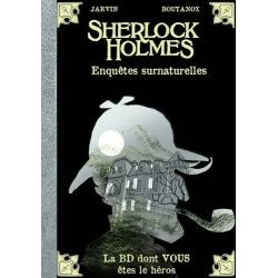 BD jeu Sherlock Holmes - T8 Enquête supernaturelles