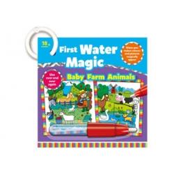 Water magic - Baby animaux de la ferme