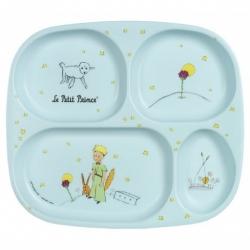 Le Petit Prince - Assiette à compartiments