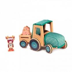 Tracteur - Rosalie