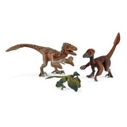 Dinosaures - Raptores Plumados