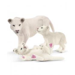 Wild Life - Lionne avec bébés