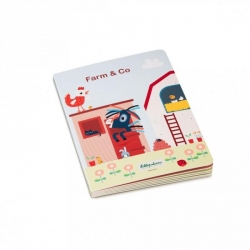 Livre puzzle - Farm & Co