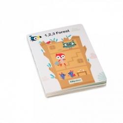 Livre puzzle - 1,2,3, Forest