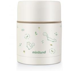 Miniland - Thermos pour aliments écureuil