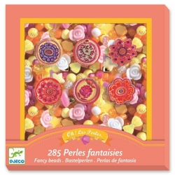 Perles fantaisies - Fleurs