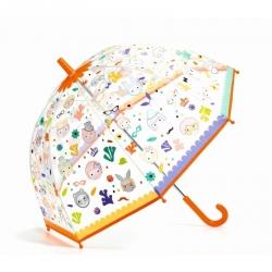 Parapluie magique - Faces