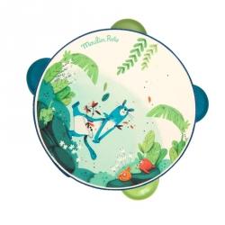 Dans la jungle - Tambourin bleu