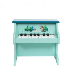 Dans la jungle - Piano mécanique