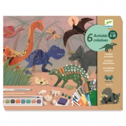 Activités créatives - Dino box