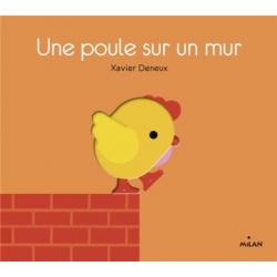 Les Comptines Gigognes - Une poule sur un mur