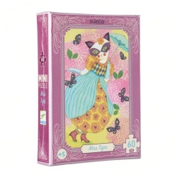 Mini puzzle 60 pièces - Miss Tigri