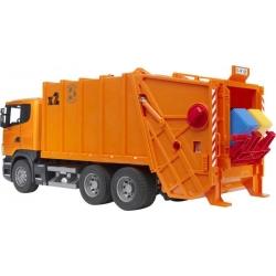 Bruder - Camion de poubelles Scania