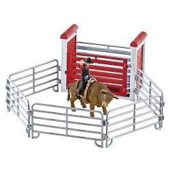 Farm World - Rodéo avec cowboy