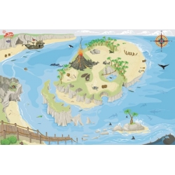 PROMO -10% Tapis pirate - Grand
