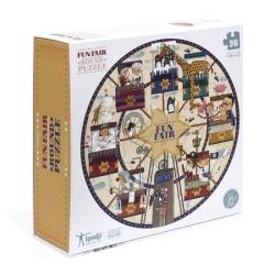 Puzzle 36 pièces - Fun fair