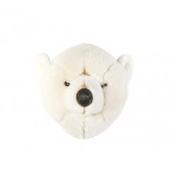 Trophée mini ours polaire