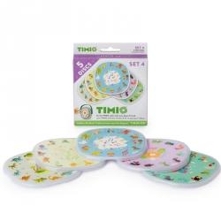 Timio - Set 4 de disques