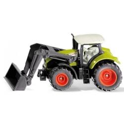 Siku J - Tracteur Claas Axion avec chargeur frontal