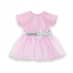 Ma Corolle - Robe de fête rose