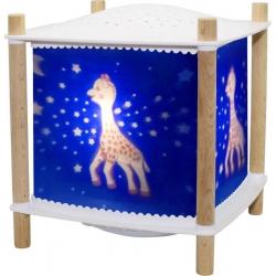 Lanterne magique musicale - Sophie la girafe