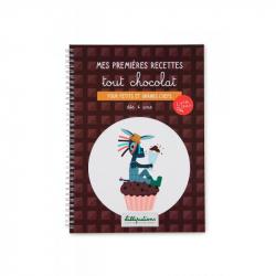 Little Chef - Livre Mes premières recettes tout chocolat