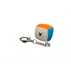 V-Cube porte-clés coussin