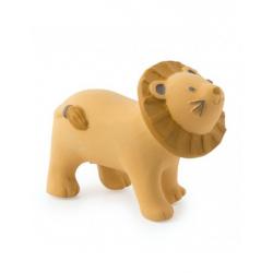 Sous mon baobab - Hochet caoutchouc lion