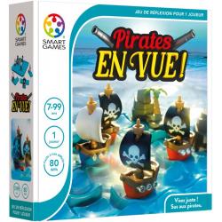 SmartGames - Pirates en vue !