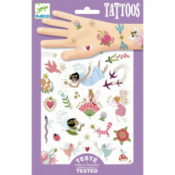 Tatouages - Fairy friends
