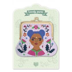 Lovely porte-monnaie - Kali