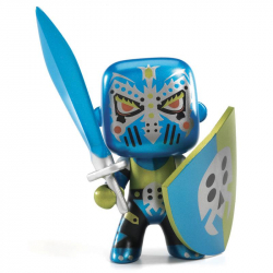 Arty Toys - Metal' ic Spike Knight
