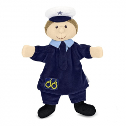 Marionnette enfant Gendarme