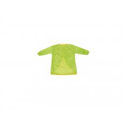 Tablier de peinture vert