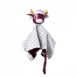 Doudou en coton - Rosalie