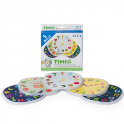 Timio - Set 3 de disques