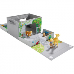 Little friends - Coffret Au zoo