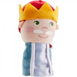 Marionnette à doigt - Roi